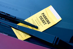 Parking Ticket Administration